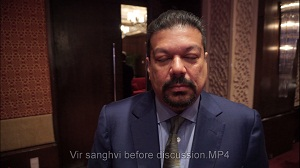 Vir sanghvi before discussion